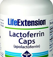 Life Extension Lactoferrin (apolactoferrin) 300 Mg, 60 Capsules