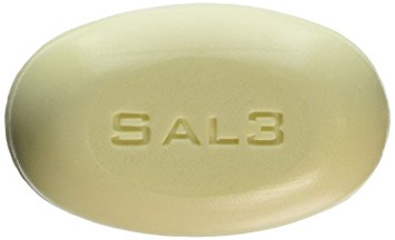 SAL3 Salicylic Acid Sulfur Soap Bar - Special Wash: Acne, Dandruff, Smelly Scalp and Body,Tinea Versicolor, Oily Skin, Itch, Anti-fungal