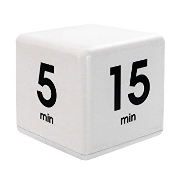 Miracle Cube Kitchen Timer