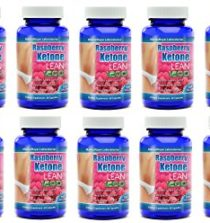 MaritzMayer Raspberry Ketone Lean Advanced Weight Loss Supplement 60 Capsules Per Bottle Ten Bottles