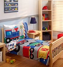 Everything Kids Toddler Bedding Set, Choo Choo